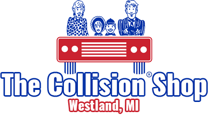 The Collision Shop Westland - logo